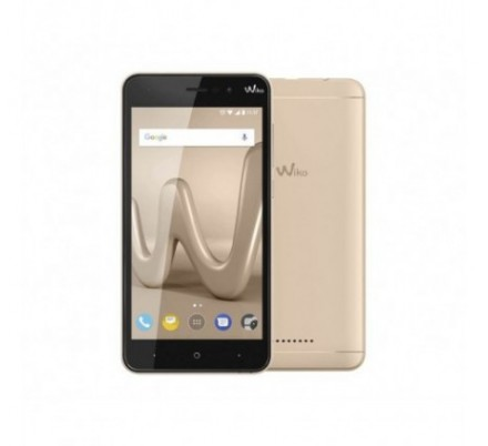 SMARTPHONE WIKO LENNY4 IPS 5'' (16 + 2GB) GOLD