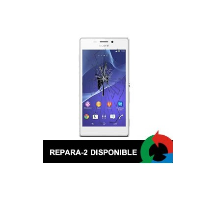 Cambio Display Xperia M2 Blanco