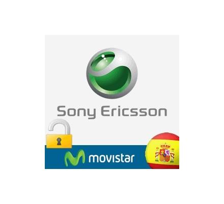 Liberar Sony Ericsson Movistar
