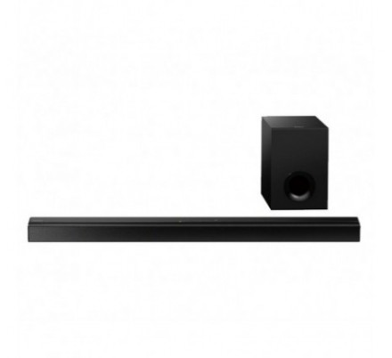 BARRA DE SONIDO 2.1 BLUETOOTH HTC-T80 BLACK SONY