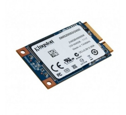 240 GB SSD SMS200 mSATA KINGSTON