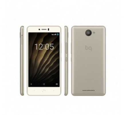 SMARTPHONE BQ AQUARIS U (16+2Gb) WHITE/GOLD