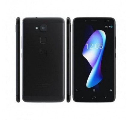 SMARTPHONE BQ AQUARIS V PLUS (64+4Gb) DEEP BLACK