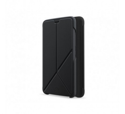 FUNDA DUO CASE BLACK AQUARIS U2/U2 LITE BQ
