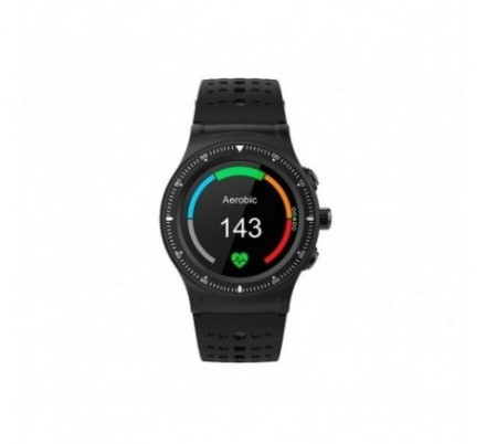 SPC SMARTEE SPORT WATCH BLACK