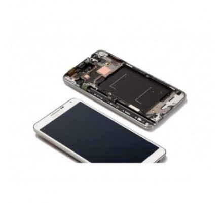 REPUESTO PANTALLA LCD SAMSUNG NOTE3 WHITE COMPATIBLE