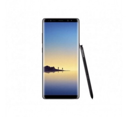 SMARTPHONE SAMSUNG GALAXY NOTE 8 64 GB DS MIDNIGHT BLACK