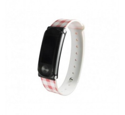 PULSERA SMARTBAND COOL HR CLOTH LEOTEC