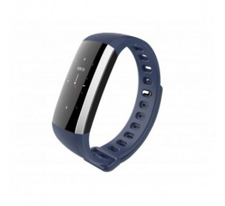 PULSERA FITNESS COLOR HEALTH AZUL LEOTEC