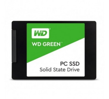 120 GB SSD GREEN 3D WD