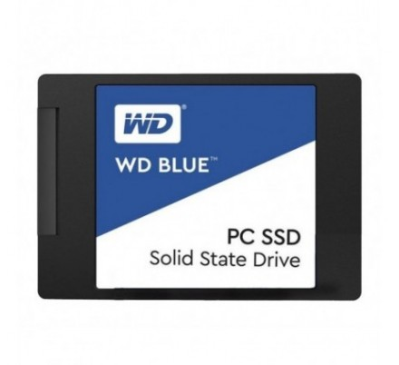 500 GB SSD BLUE 3D WD