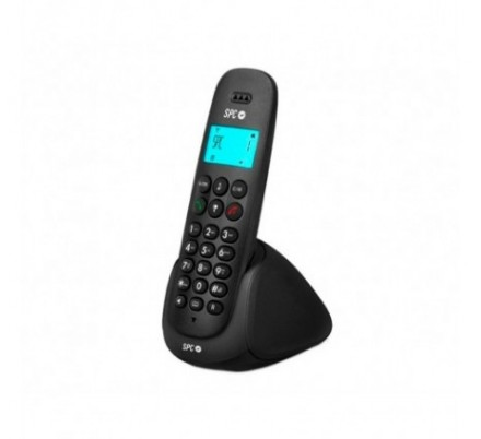 SPC TELEFONO INALAMBRICO ART BLACK