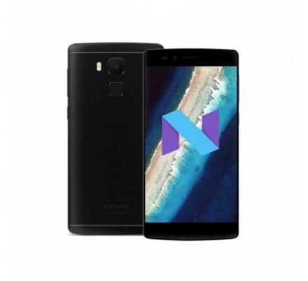 SMARTPHONE VERNEE APOLLO X DECA CORE (4+64GB) 4G FHD BLACK