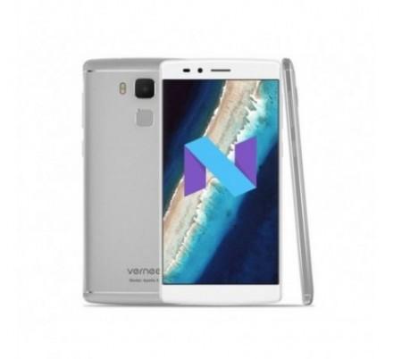 SMARTPHONE VERNEE APOLLO  X DECA CORE (4+64GB) 4G FHD SILVER