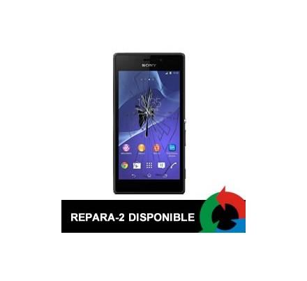 Cambio Display Completo Xperia M Negro