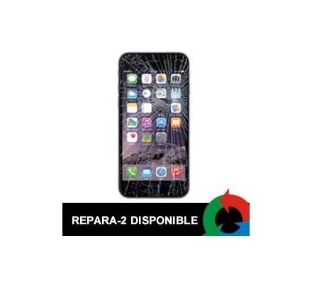 Cambio Pantalla Iphone 6 Plus Negra