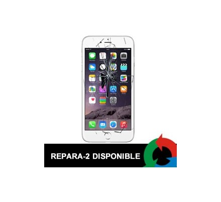 Cambio Pantalla Iphone 6S Plus Blanca