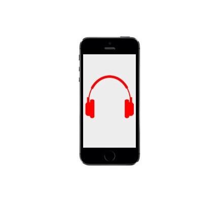 Cambio Entrada Auriculares Iphone 5S
