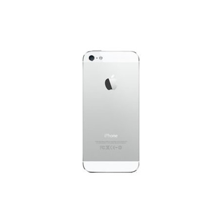 Cambio Carcasa Trasera iPhone SE Blanca
