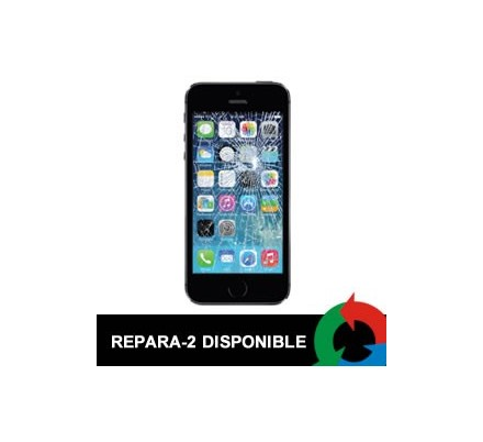 Cambio Pantalla Iphone SE Negra