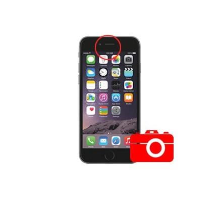 Cambio Cámara Frontal Iphone 8