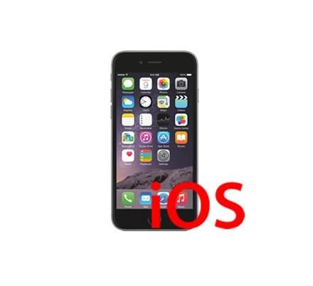 Recuperación Software Iphone 8