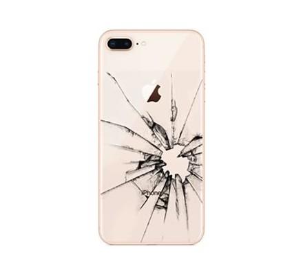 Cambio Carcasa Trasera Iphone 6 Negra