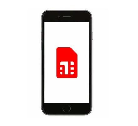 Cambio Lector Sim Iphone 5C
