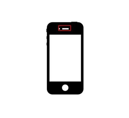 Cambio Auricular Xperia Z1 Compact
