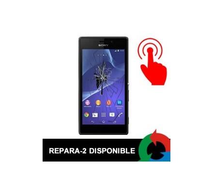 Cambio Táctil Xperia SP Negra