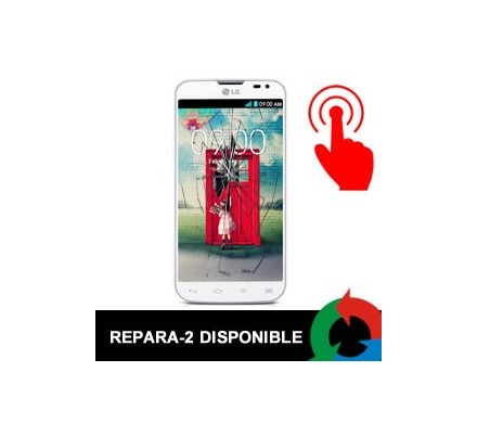 Cambio Táctil LG Optimus L5 II Blanca