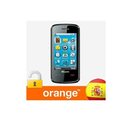 Liberar Orange Miami
