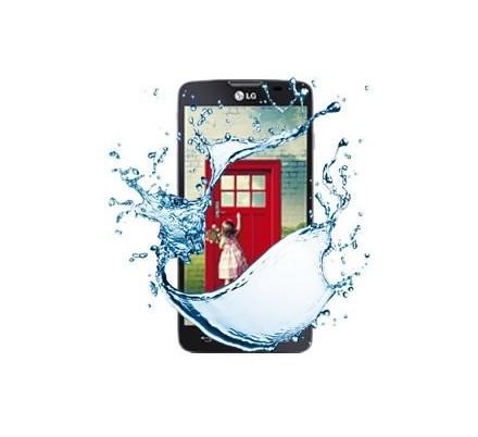 Reparar LG Optimus L3 Mojado