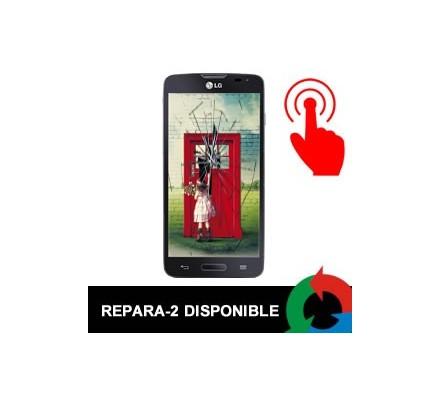 Cambio Táctil LG Optimus L9 Negra