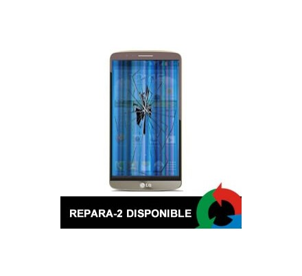 Cambio Display Completo LG G3 Mini Dorado