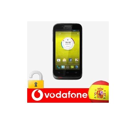 Liberar Vodafone Smart 3