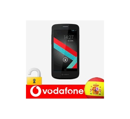 Liberar Vodafone Smart 4G