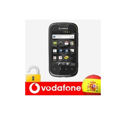 Liberar Vodafone Smart Mini
