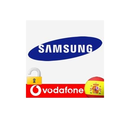 Liberar Samsung Vodafone
