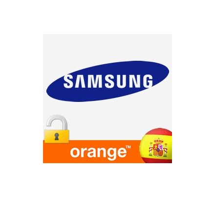 Liberar Samsung Orange