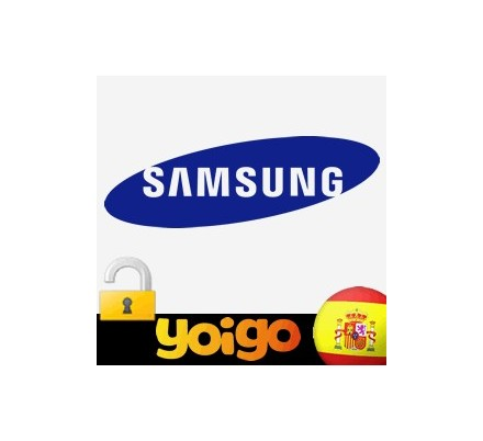 Liberar Samsung Yoigo