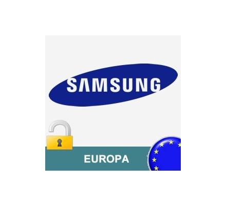 Liberar Samsung Europa