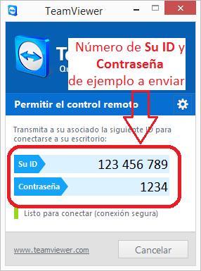 software conexión en remoto